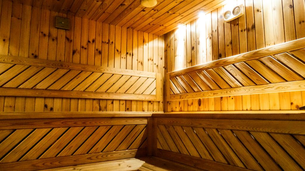 Sauna uscata